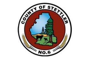 2. County of Stettler Logo